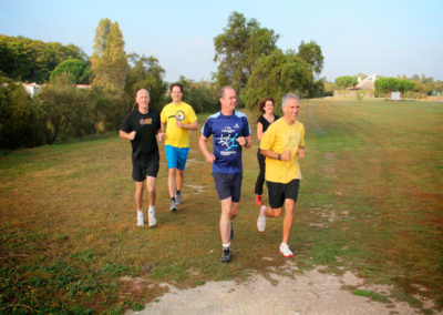 Bioenergy runners, D`oleron 2014