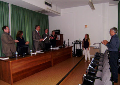 Diana´s Thesis Defense (25-07-2013)