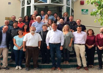 ENZOX2 Consortium, Seville, October 2017