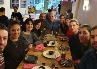 Celebrating Miguel´s full CSIC Professorship, Nov2019