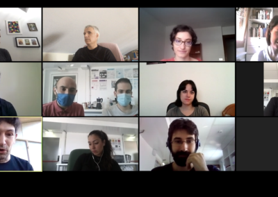 Covidgroup meeting, May 2020